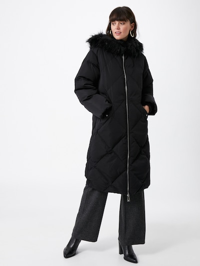GUESS Winter coat in black, View model