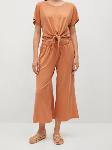MANGO Hose 'Ray-H' in Orange