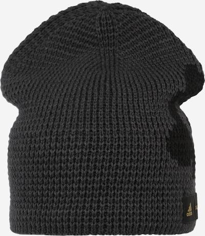 ADIDAS PERFORMANCE Athletic Hat in Grey / Black, Item view