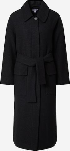 EDITED Ανοιξιάτικο και φθινοπωρινό παλτό 'Una' σε μαύρο
