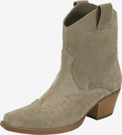 Ekonika Boots in de kleur Kaki, Productweergave