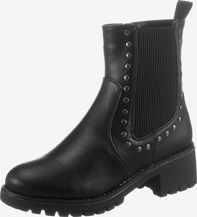 CITY WALK Chelsea Boots in schwarz, Produktansicht