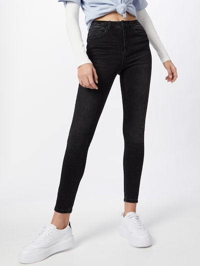 VERO MODA Jeans in de kleur Black denim, Modelweergave