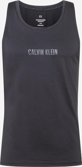 Calvin Klein Performance Funkčné tričko - sivá / čierna, Produkt