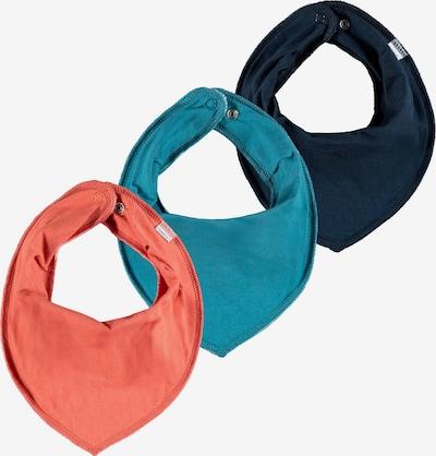 NAME IT Slab 'Yasimfisin' in de kleur Navy / Hemelsblauw / Watermeloen rood, Productweergave