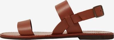 MANGO MAN Sandale in karamell, Produktansicht