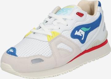 Sneaker low 'Future' de la KangaROOS pe alb