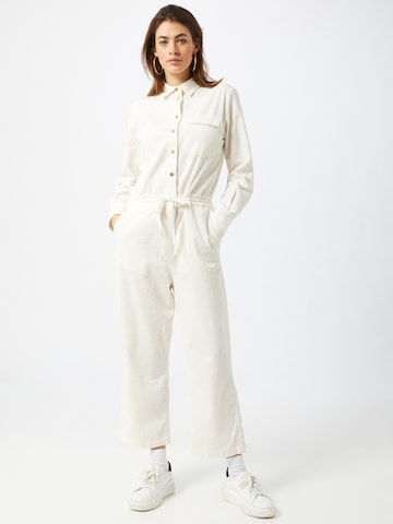 Marc O'Polo DENIM Jumpsuit in Wit