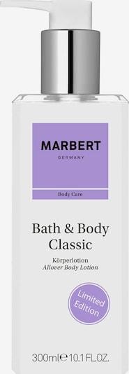 Marbert Bodylotion 'Classic' in weiß, Produktansicht