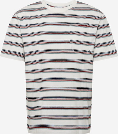 Only & Sons Shirt 'JOGH LIFE' in de kleur Blauw / Rood / Wit, Productweergave
