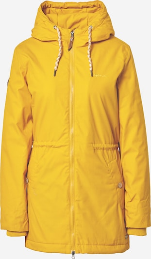 mazine Winter parka 'Library' in yellow, Item view