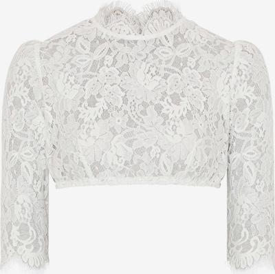 SPIETH & WENSKY Dirndl bluza 'Pudel' u bijela, Pregled proizvoda