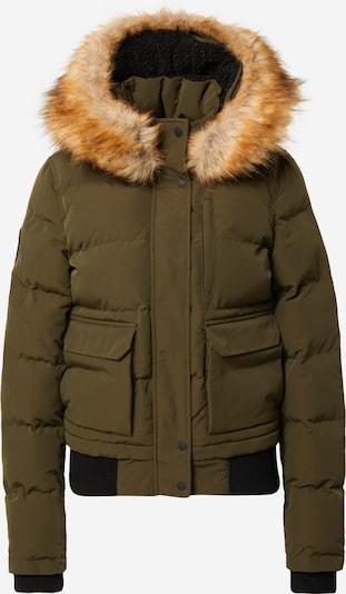 Superdry Winterjacke 'Everest' in hellbraun / khaki, Produktansicht
