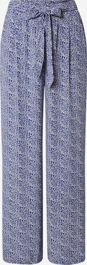 La petite étoile Pantalón plisado en azul / blanco, Vista del producto