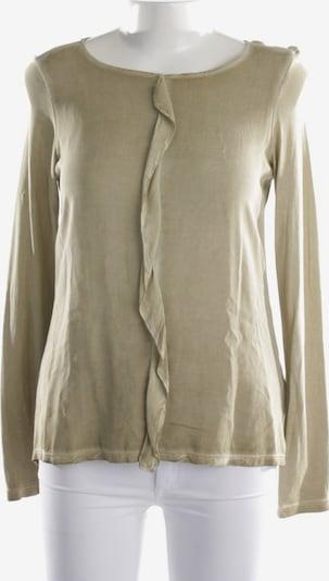 Marc O'Polo Shirt langarm in XS in khaki, Produktansicht