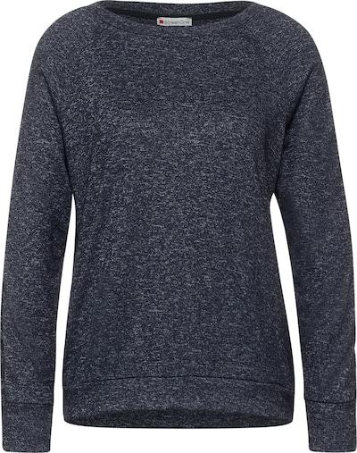 STREET ONE Shirt in dunkelblau, Produktansicht