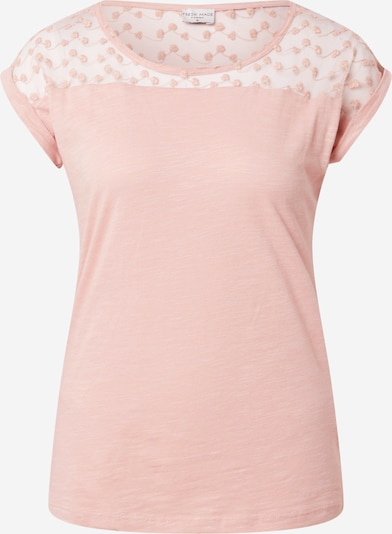 Sublevel T-Shirt in rosé, Produktansicht