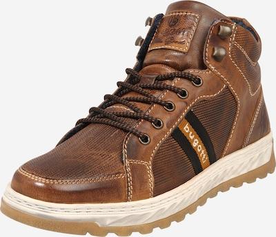 bugatti Sneaker in cognac, Produktansicht