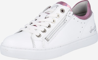 BULLBOXER Sneaker in lila / weiß, Produktansicht