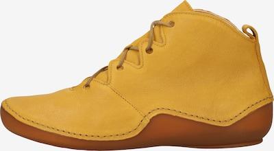 THINK! Halbschuhe in gelb, Produktansicht
