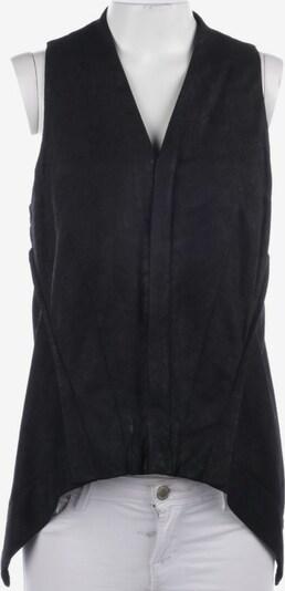 Rick Owens Vest in S in Black, Item view