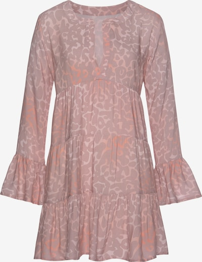 BUFFALO Longbluse in rosa, Produktansicht