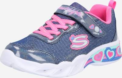 Sneaker 'SWEETHEART' SKECHERS pe albastru / roz, Vizualizare produs