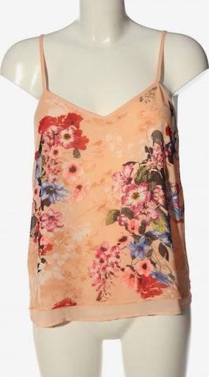 Jennifer Taylor ärmellose Bluse in S in pink / rot / wollweiß, Produktansicht