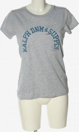 DENIM & SUPPLY Ralph Lauren T-Shirt in M in hellgrau, Produktansicht