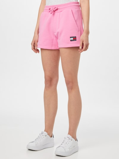 Tommy Jeans Shorts in pink, Modelansicht
