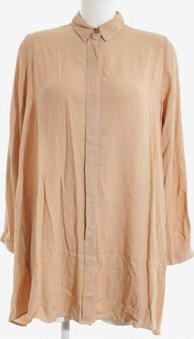 ROCKAMORA Long-Bluse in XS in Beige