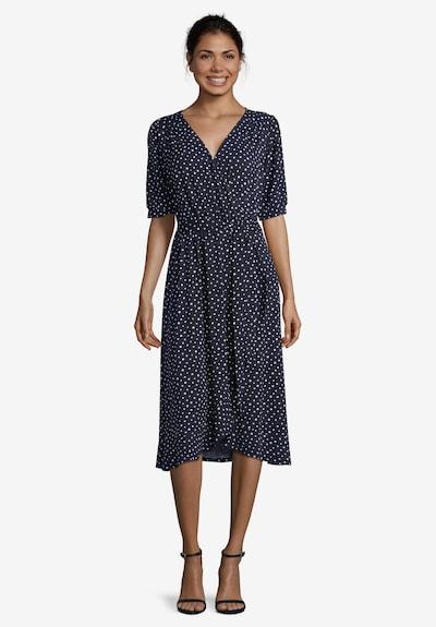 Betty Barclay Kleid in dunkelblau / weiß, Modelansicht