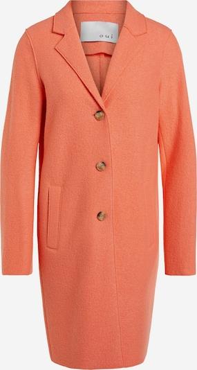 OUI Mantel in orange, Produktansicht