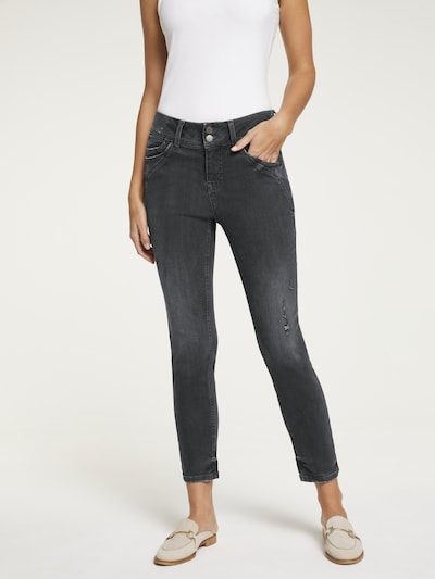 heine Jeans in grey denim, Modelansicht