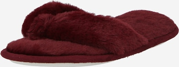 NEW LOOK Slippers 'NISQO' in Red