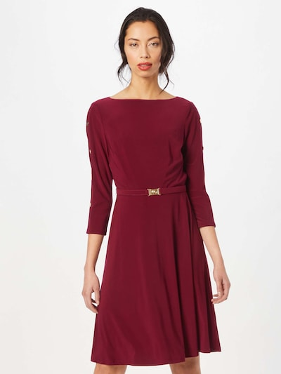 Lauren Ralph Lauren Šaty 'Lucilena' - červená, Model/-ka