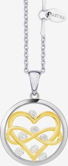Astra Kette  'INFINITE LOVE' in gold / silber, Produktansicht