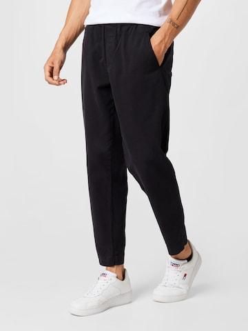 Pantalon Folk en noir