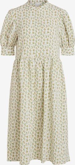 VILA Skjortklänning 'Pimdi' i guldgul / mint / vit, Produktvy
