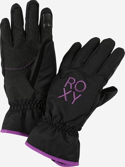 ROXY Gants de sport 'FRESHFIELDS' en violet / noir, Vue avec produit