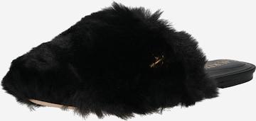 Pantoufle 'SOFIAH' Lauren Ralph Lauren en noir