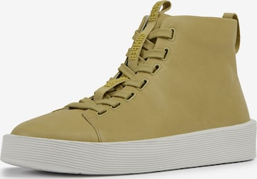 Baskets hautes ' Courb ' CAMPER en beige