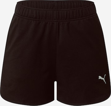 PUMA - Pantalón deportivo en negro