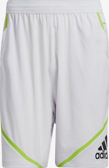 ADIDAS PERFORMANCE Shorts in hellgrau, Produktansicht