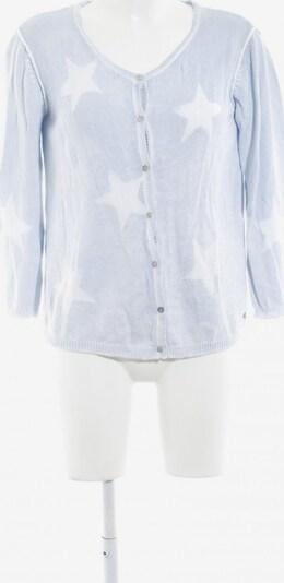 Princesse goes Hollywood Cardigan in M in pastellblau / weiß, Produktansicht