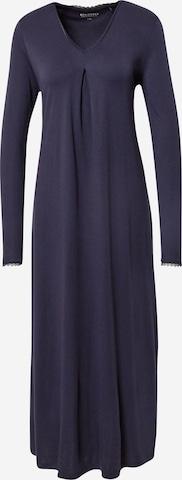 SCHIESSER Nightgown in Blue