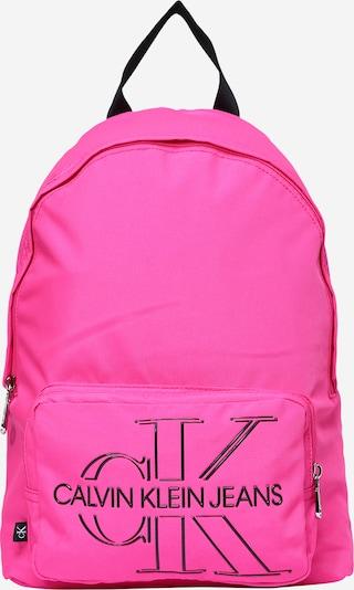 Calvin Klein Jeans Sac à dos 'CAMPUS' en rose / noir, Vue avec produit