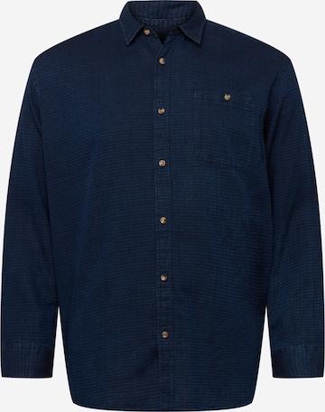 Camicia di Jack & Jones Plus in blu