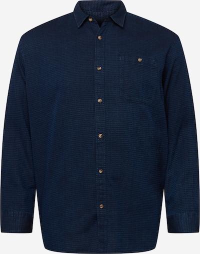 Jack & Jones Plus Chemise en bleu foncé, Vue avec produit