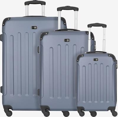 Travel Pal Kofferset 'Berlin' in de kleur Blauw / Lichtblauw, Productweergave